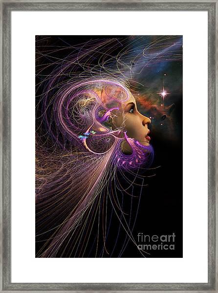 Starborn Framed Print