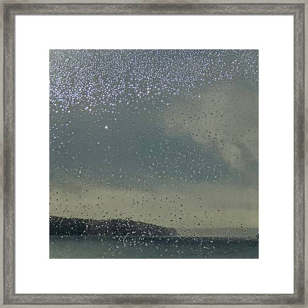 Starry Day Framed Print