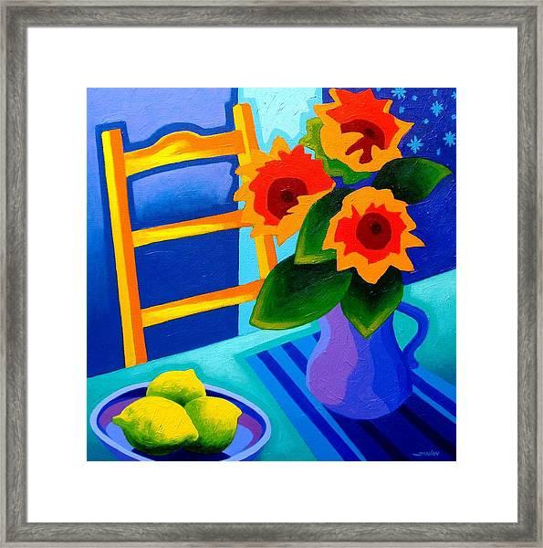 Starry Night   I  Framed Print