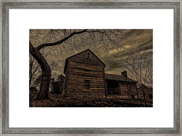 State Capital Of Tennessee Framed Print