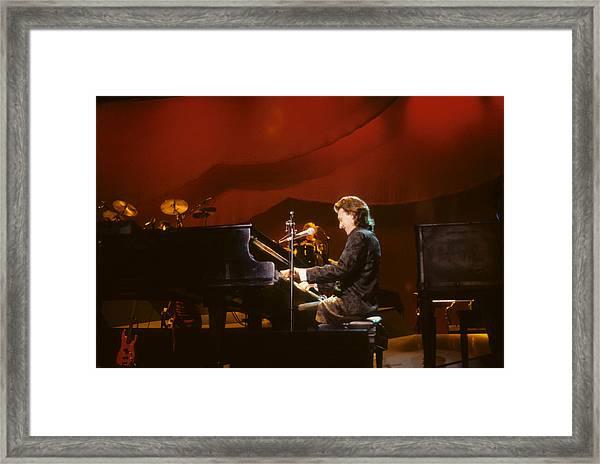 Steve Winwood Framed Print