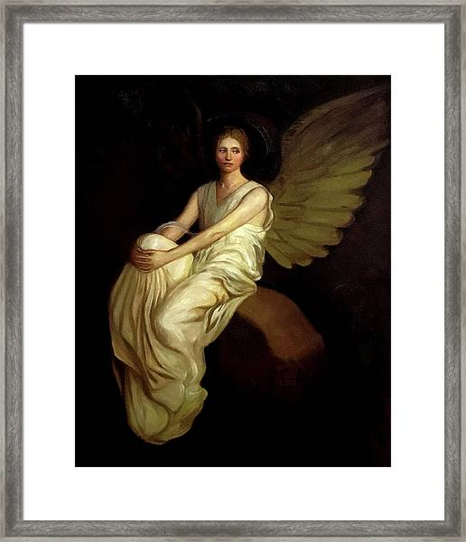 Stevenson Memorial Framed Print