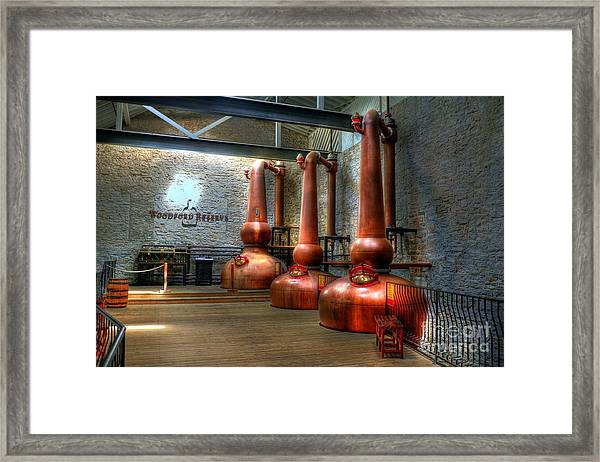 Framed Print featuring the photograph Still In Kentucky by Mel Steinhauer