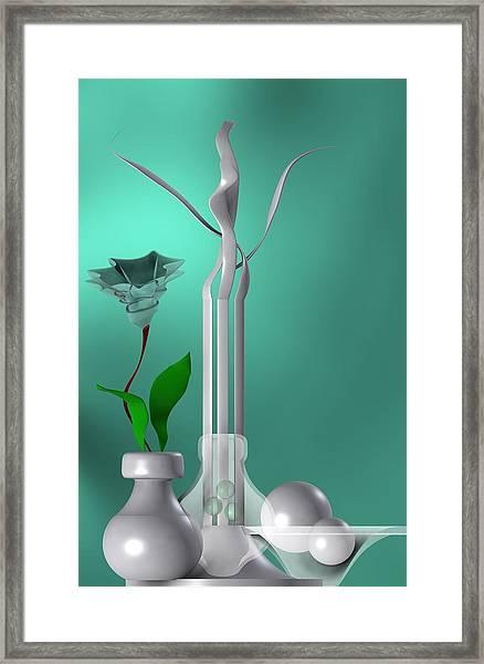 Still Life 1 Framed Print
