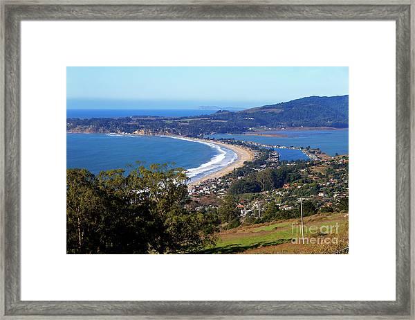 Stinson Beach  Framed Print