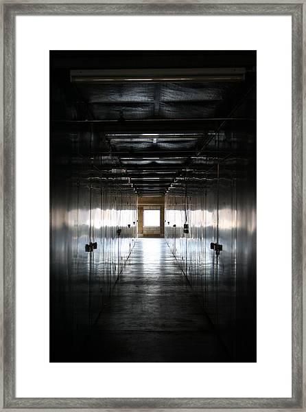 Storage 2 Framed Print