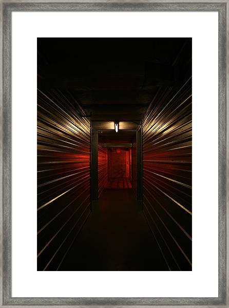 Storage 6 Framed Print