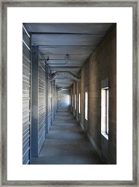 Storage 8 Framed Print