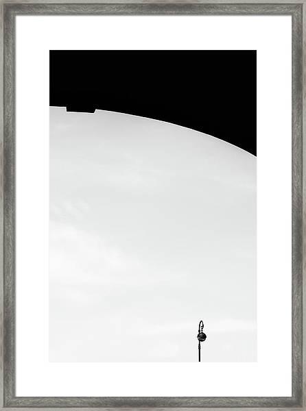 St.petersburg  #7785 Framed Print