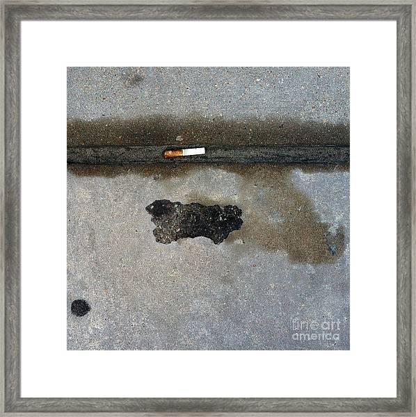 Streets Of Coronado Island  6 Framed Print