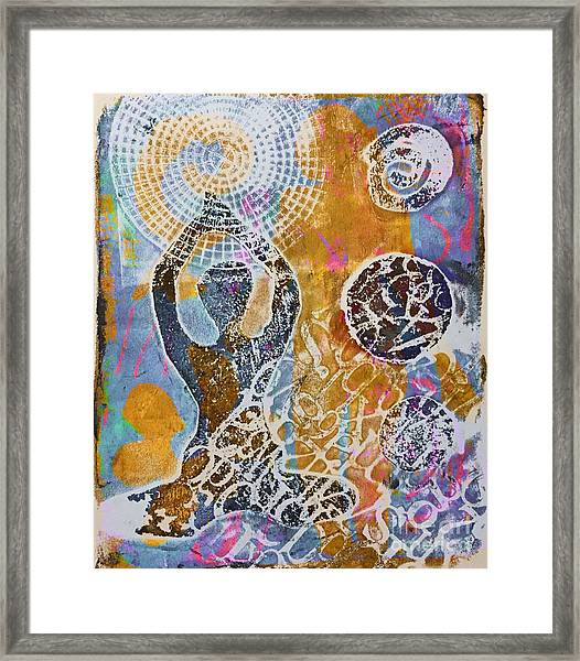 Strength Within Framed Print