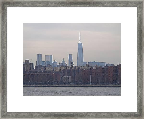 Stuy Town Framed Print