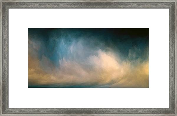 Sublime Seascape Framed Print