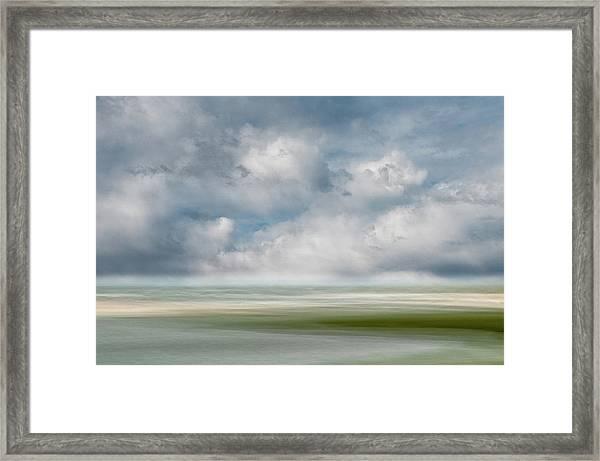 Summer Day, Dennis Framed Print