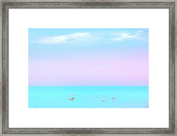 Summer Dreams Framed Print