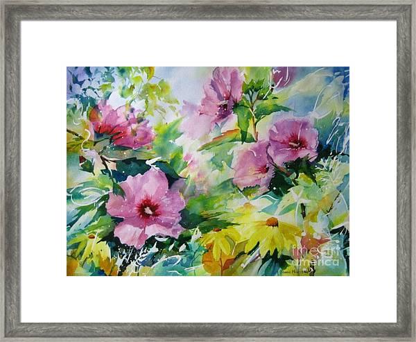 Summer Gift Framed Print