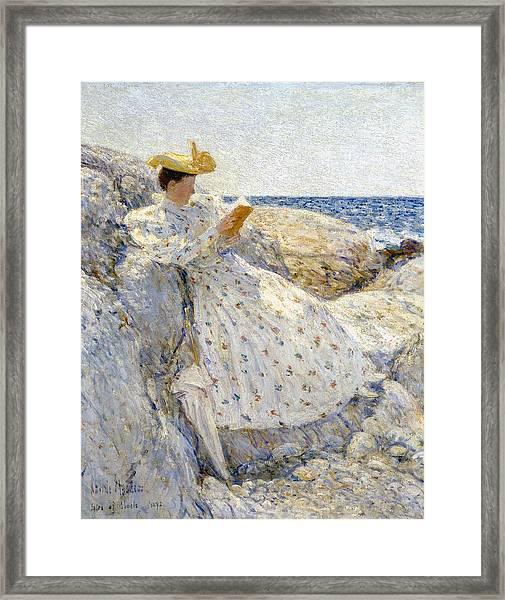 Summer Sunlight Framed Print