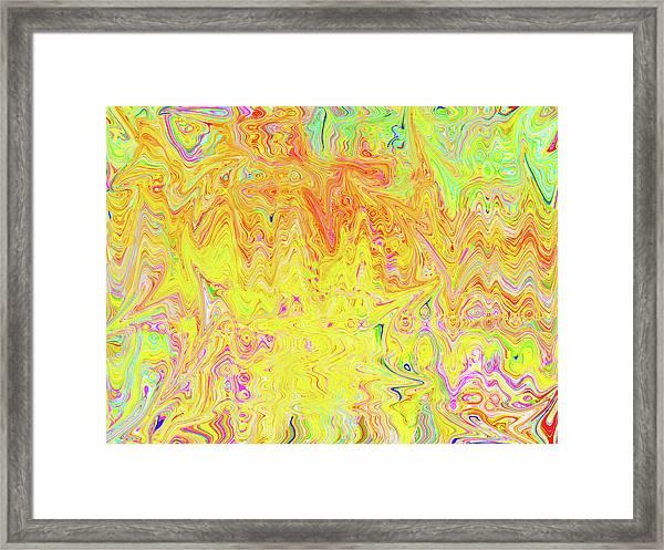 Summer Sunshine Framed Print