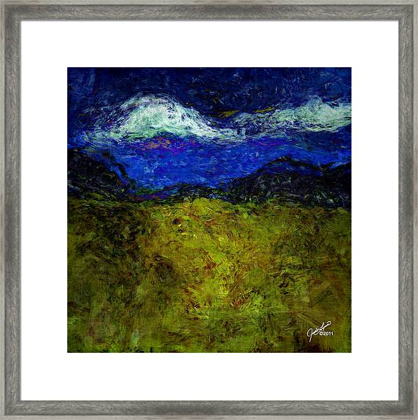 Summers Remembered Framed Print