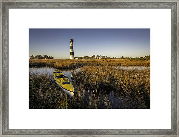 Sun Kissed  Framed Print by Michael Donahue
