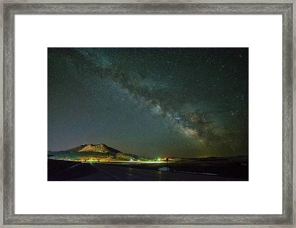 Sundance Milky Way Framed Print