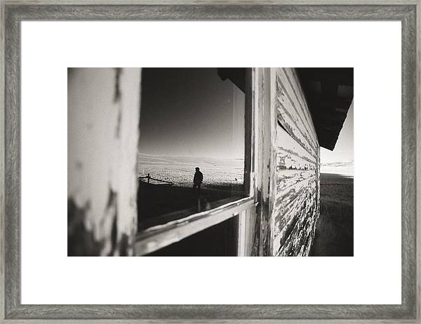 Sundown No. 1 Framed Print