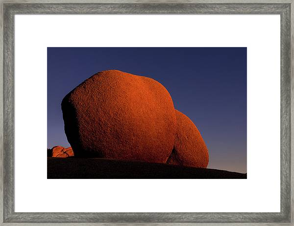 Sunkissed Revisited Framed Print