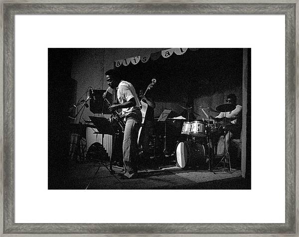 Sunny Murray 3 Framed Print