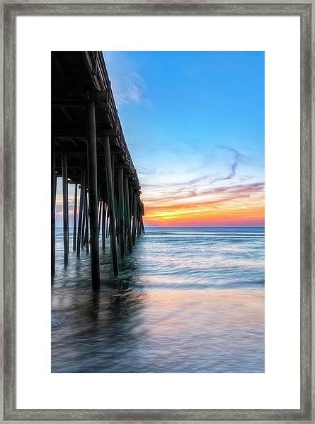 Sunrise Blessing Framed Print