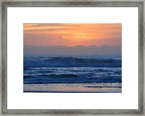 Sunrise Dbs 5-29-16 Framed Print