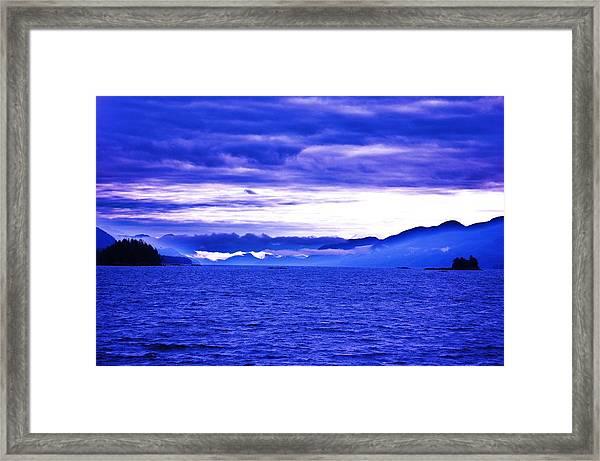 Sunrise In The San Juans Framed Print