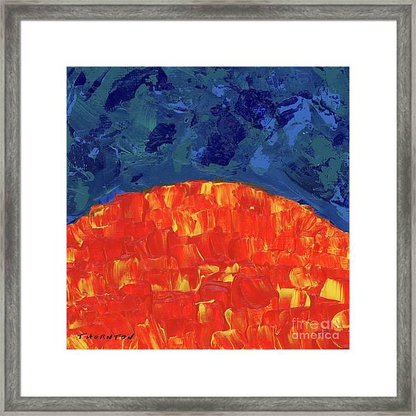 Sunrise Sunset 6 Framed Print