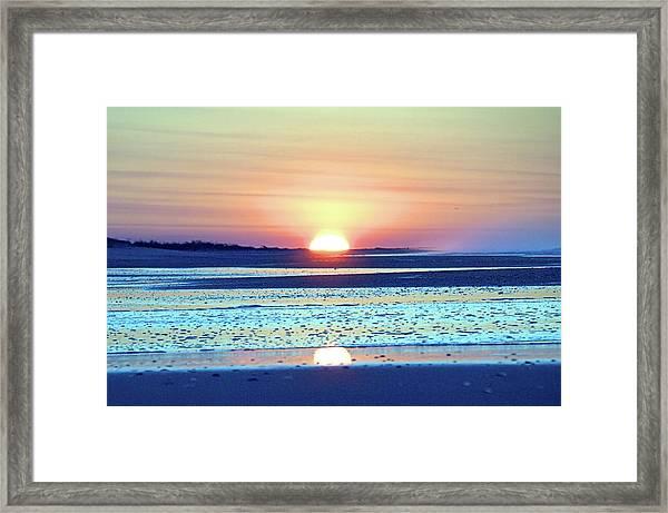Sunrise X I V Framed Print