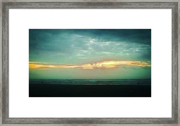 Sunset #4 Framed Print