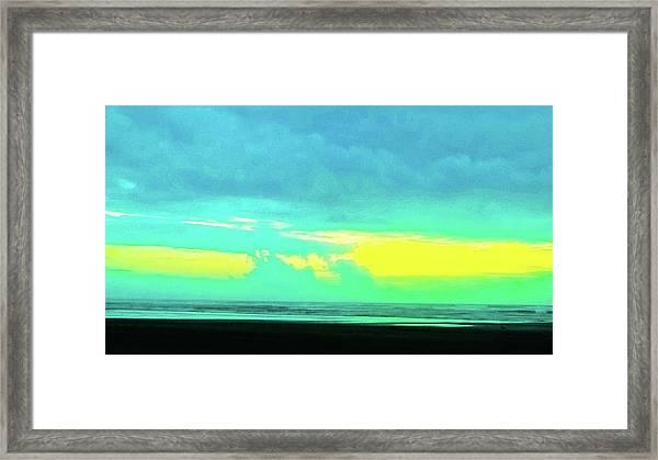 Sunset #8 Framed Print