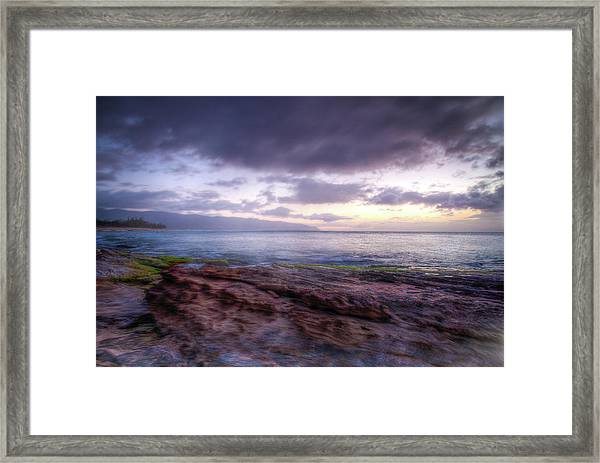 Framed Print featuring the photograph Sunset Dream by Break The Silhouette