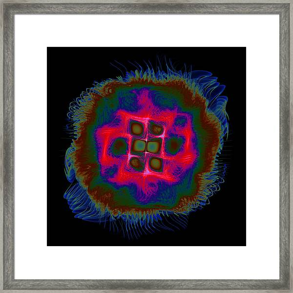 Suppenting Framed Print