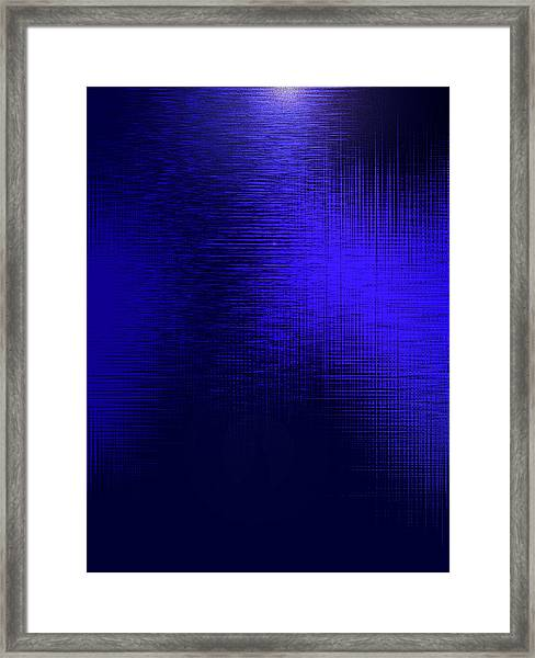 Framed Print featuring the digital art Supplication 4 by Gina Harrison