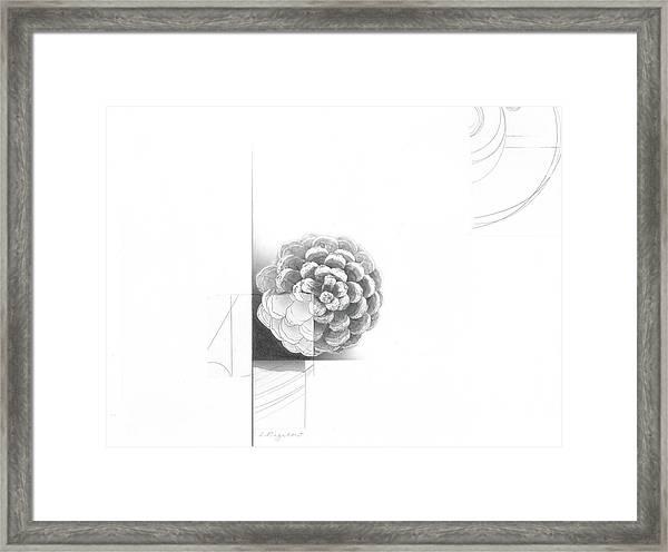 Surface No. 1 Framed Print