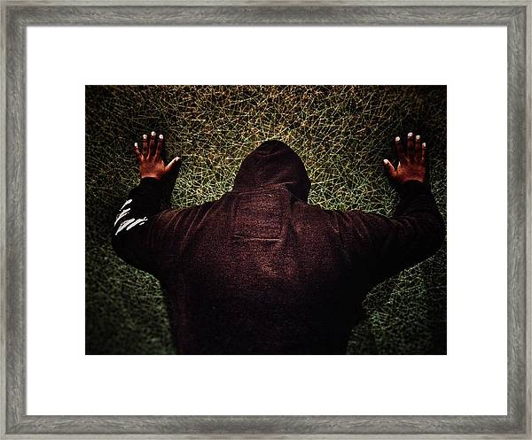 Survivor II Framed Print