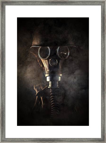 Survivor II Framed Print