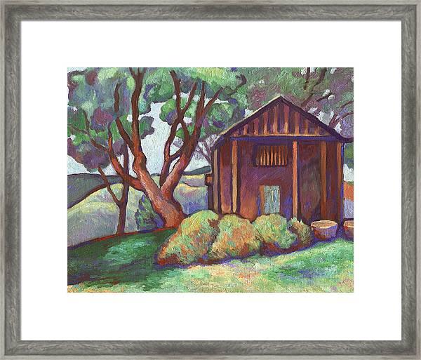 Sutter Hill  Framed Print