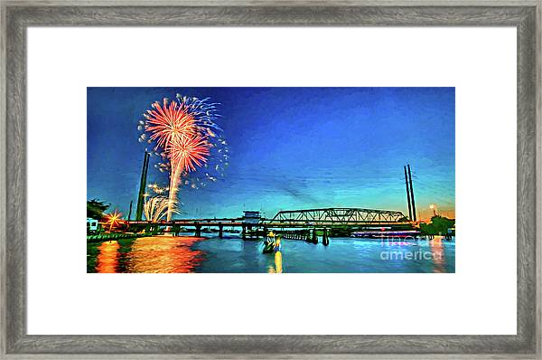 Framed Print featuring the photograph Swan Song by DJA Images