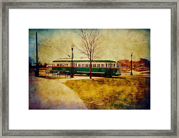 Sweet Memories Framed Print
