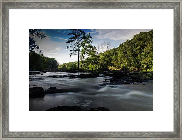 Sweetwater Creek 1 Framed Print