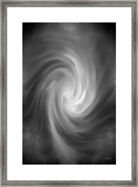 Swirl Wave Iv Framed Print