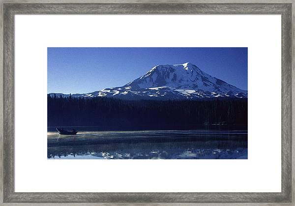 Takhlakh Lake Framed Print