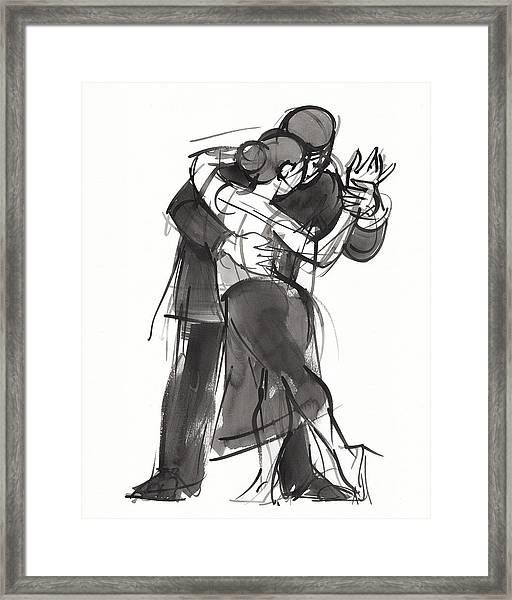 Tango 1 Framed Print