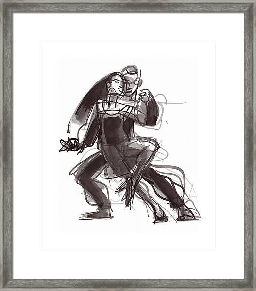 Tango #35 Framed Print