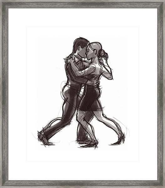 Tango #51 Framed Print